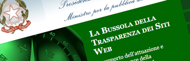 Bussola di Magellano: nuovi adempimenti Decreto legislativo n.33/2013