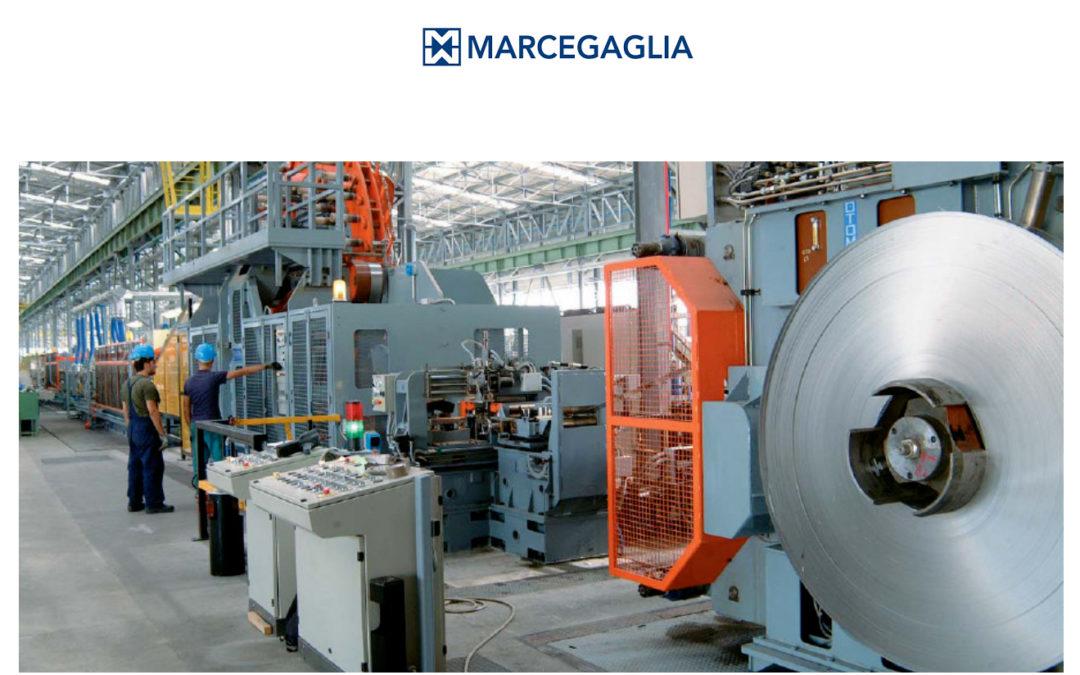 Marcegaglia Business Case