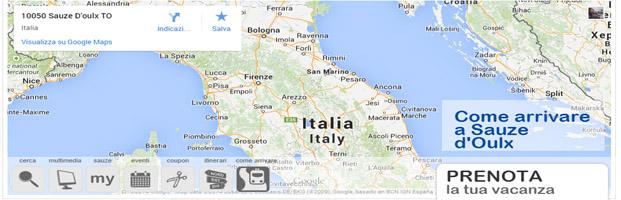 Destination Management System: Visit Sauze d'Oulx