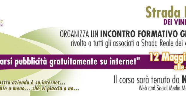 Workshop Social Media Marketing per gli associati Strada Reale dei Vini Torinesi