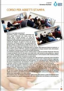 Corso per addetti stampa FIPAV : il social media marketing