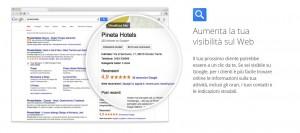 Inserisci la tua attività su Google