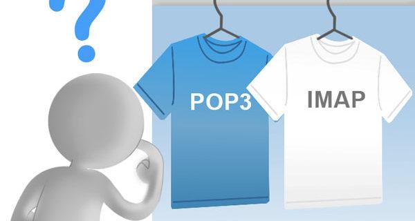 IMAP o POP3?