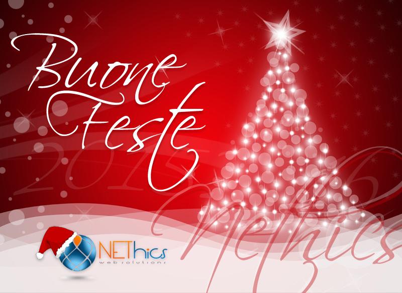 Buon Natale: chiusura uffici Nethics