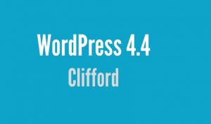 wordpress4-4-clifford
