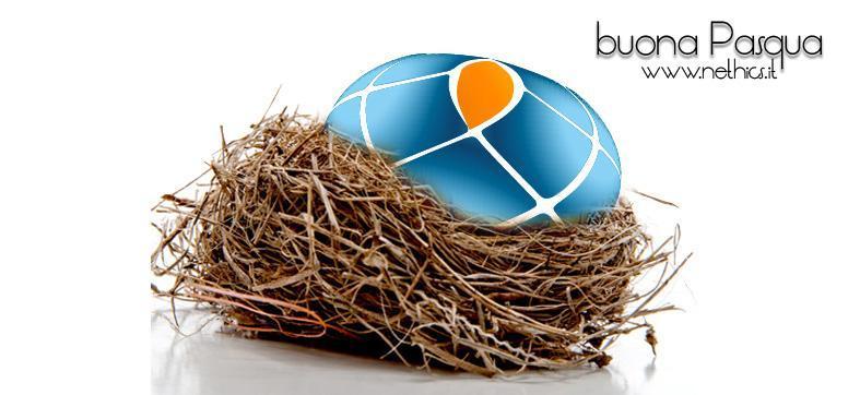 Auguri di Buona Pasqua a tutti i nostri siti web