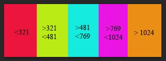 Esempio cambio sfondo in base a risoluzione schemro: LAYOUT responsive