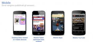 campagna Mobile APP Google adwords