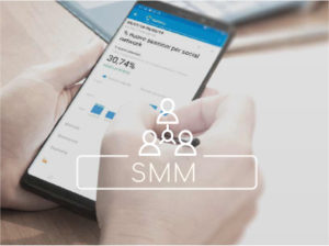 Servizio SMM Social Media Marketing