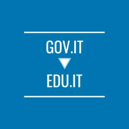 Siti web: dal dominio GOV.IT a EDU.IT