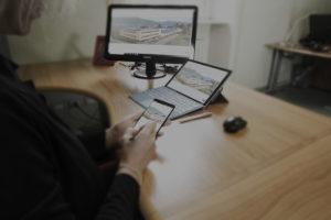 I siti web con layout responsive hanno visualizzazioni diverse al secondo del device che lo visualizza