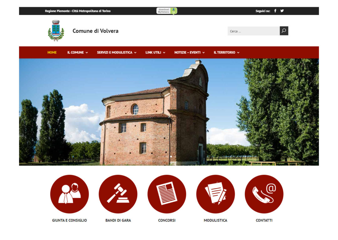 Sito web per le pubbliche amministrazioni