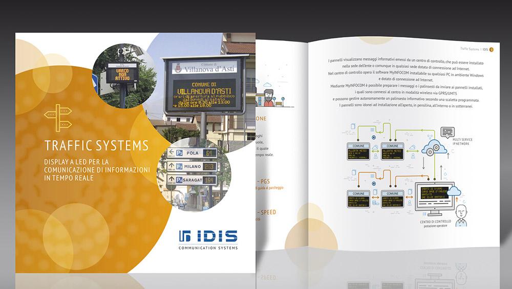 Immagine coordinata: creazione logo, brochure, cataloghi