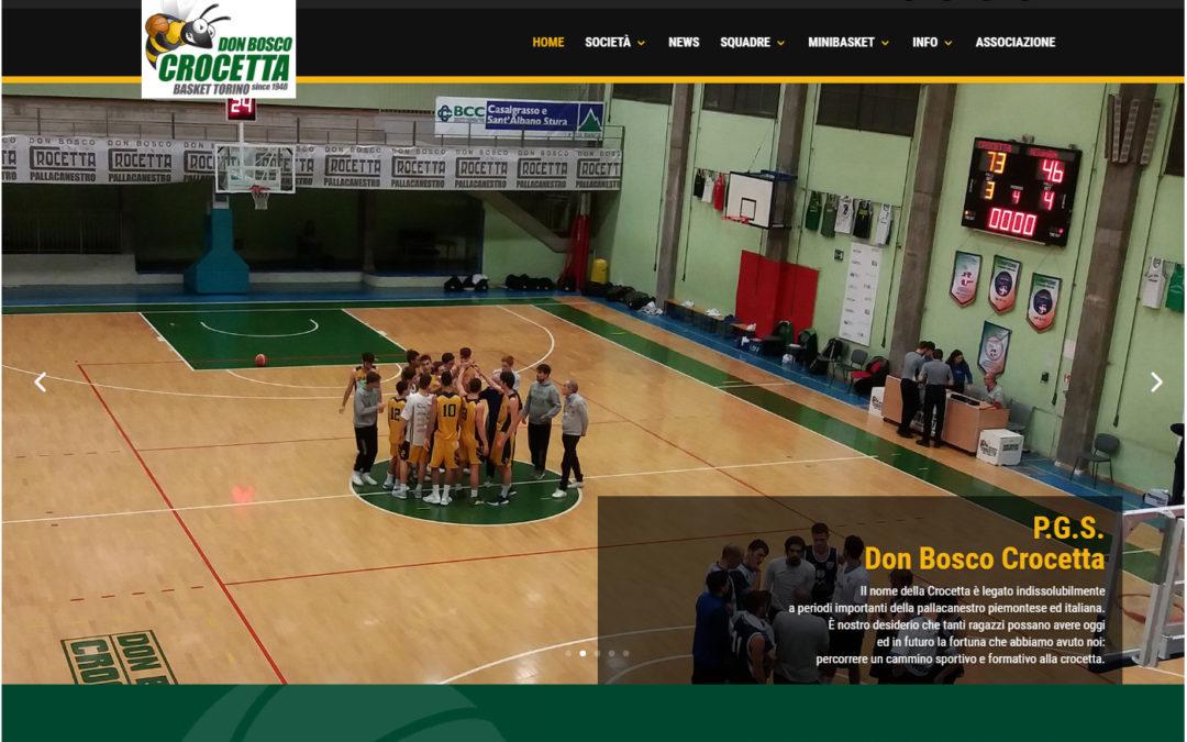 Basket Don Bosco Crocetta