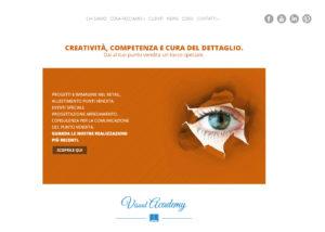 Studio Vetrinistico Comeri - Siti Web per Professionisti