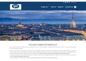 Yes Torino Hotel - Siti web turistici