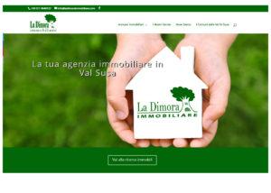La Dimora Immobiliare - Sito Web Agenzia Immobiliare