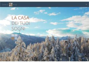 San Sicario Case - Sito internet - Agenzia immobiliare