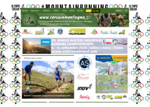 Corsa in Montagna - Sito Web - Sport