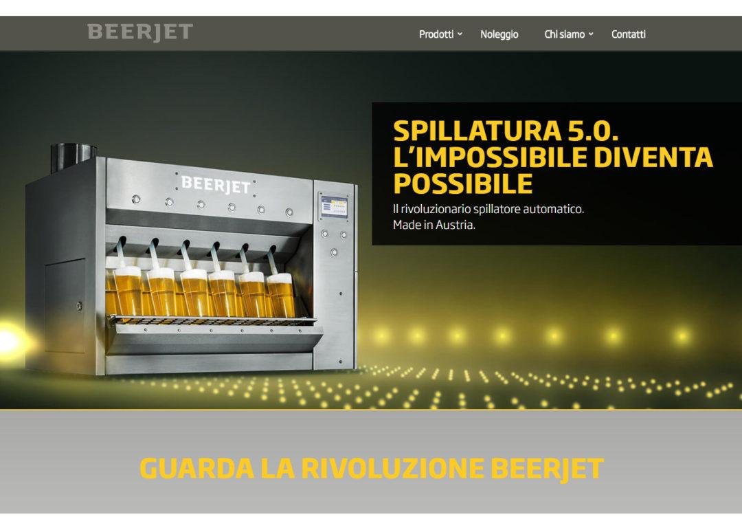 Beerjet-Sito-Web-Azienda-Privata