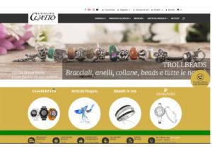 Gioielleria Cuatto - Sito web - E-commerce
