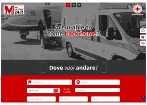MedevacTeam24 - Sito Web