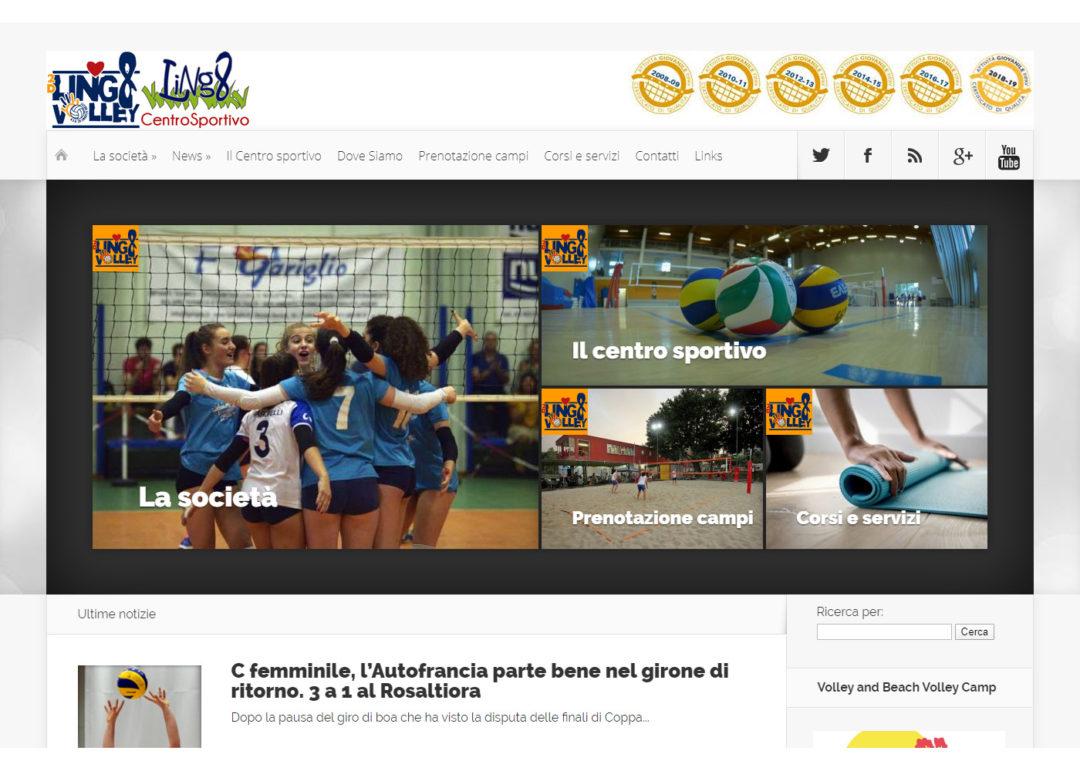 lingotto-volley-siti-web-società-sportive