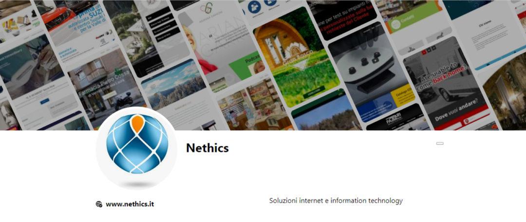 Nethics realizzazione siti internet