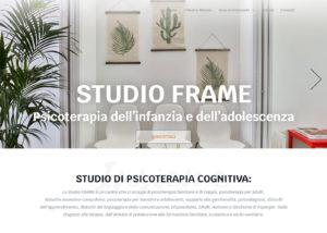 Frame- Studio Psicoterapia Cognitiva - Sito Internet