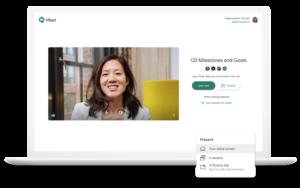 Hangouts - Web meeting tool