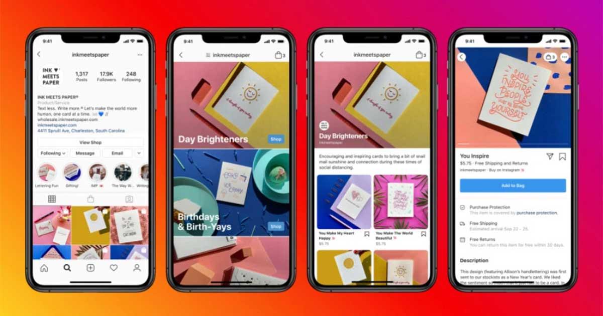 Facebook Shops, una nuova frontiera per la vendita online