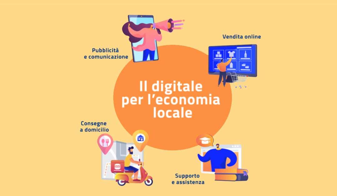 Iniziativa del governo: accesso gratuito a strumenti digitali e piattaforme di commercio online