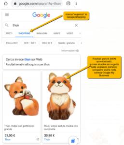 Google My Business e Google Shopping: Google merchant