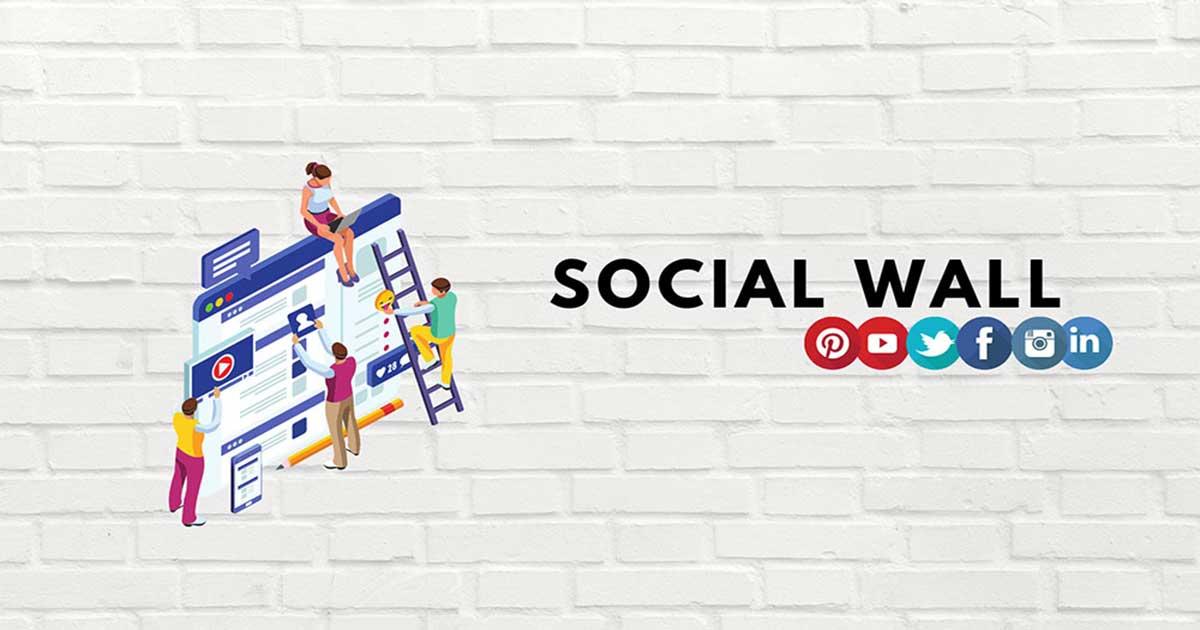 Social Wall: cos'è e a che cosa serve