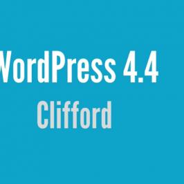 Nuova major release: WordPress 4.4.1